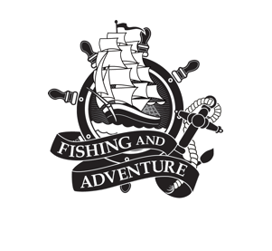 Fishing and Adventure logo